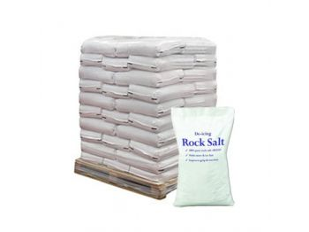 Salt (bagged - per 25kg bag) Inc. VAT